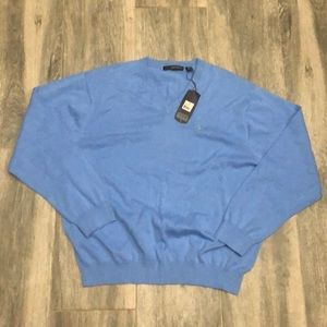 Nwt Greg Norman V-Neck Sweater
